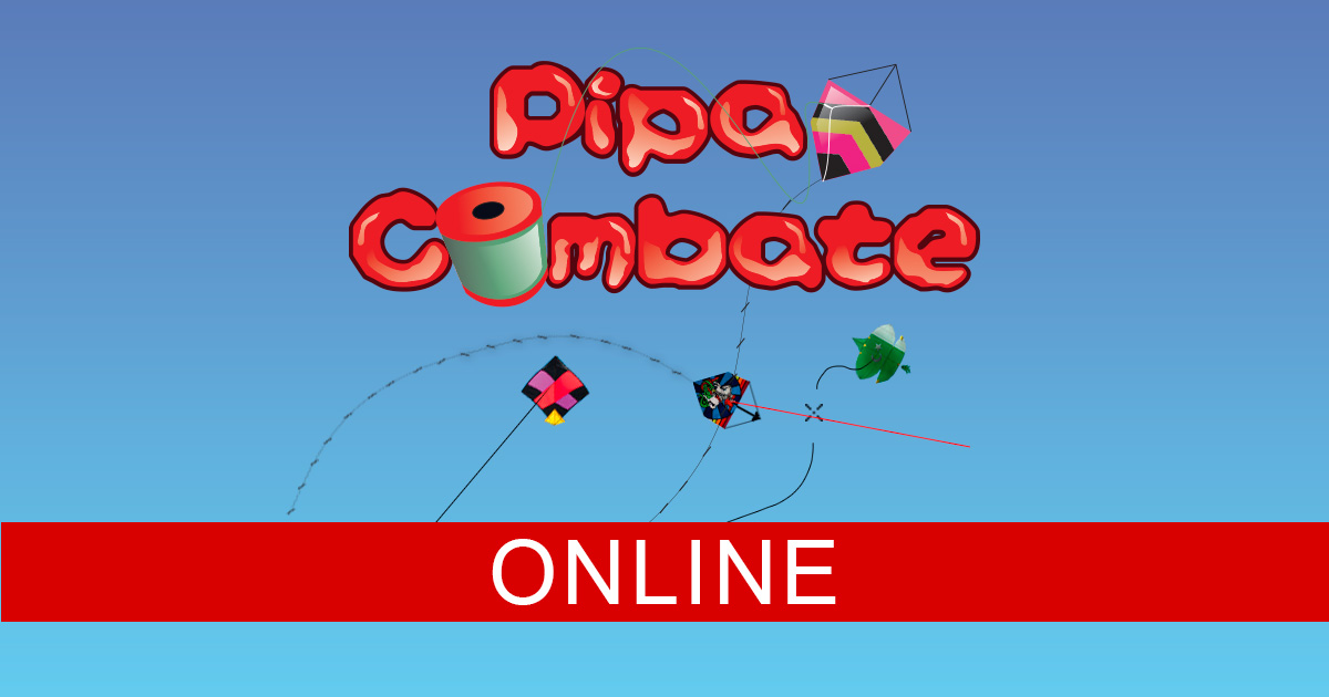 Pipa Combate | Kite Fighting – Game Online, PC e Web